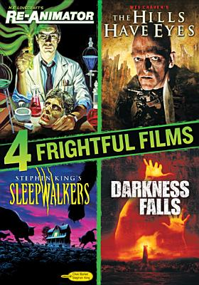 4 FRIGHTFUL FILMS COLLECTION BY KRAUSE,BRIAN (DVD)