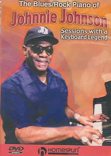 BLUES/ROCK PIANO OF JOHNNIE JOHNSON BY JOHNSON,JOHNNIE (DVD)