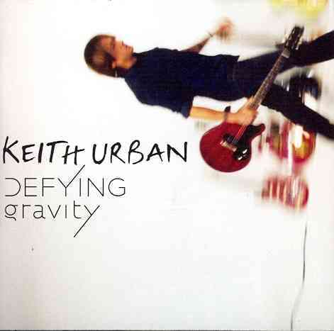 DEFYING GRAVITY BY URBAN,KEITH (CD)