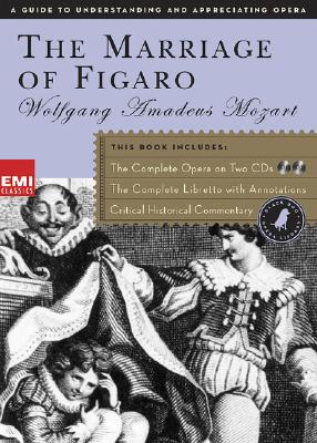 The Marriage of Figaro By Mozart, Wolfgang Amadeus (COP)/ Levine, Robert/ Berger, William
